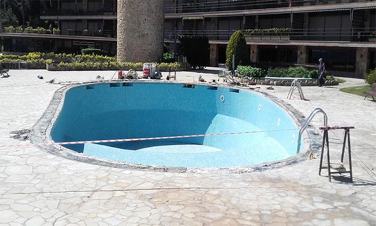 Piedra para piscina great piedra para piscina zen with - Lucia la piedra piscina ...
